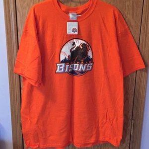 Other - Buffalo Bisons Shirt Sleeve Tee